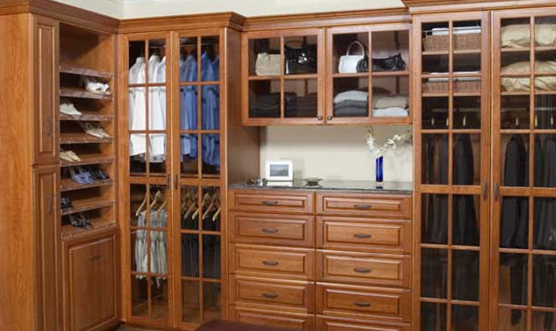 High Quality We Use Chrome And Brass Rods, Which Give That Custom Feel To The Project.  The Best Thing About Our Closets Is That The Messy Work Is Done In Our  Shop, ...